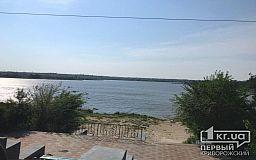 Только на одном пляже в Кривом Роге разрешено купаться