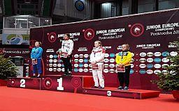 Спортсменка з Кривого Рогу завоювала бронзову медаль на Чемпіонаті Європи з боротьби