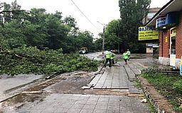 Неизвестные украли 30 метров троллей, пока криворожские коммунальщики ликвидировали аварийную ситуацию