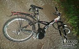 В криворожской больнице скончался велосипедист, пострадавший в ДТП