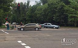 ДТП на перекрестке в Кривом Роге