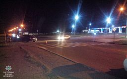 На рассвете в Кривом Роге случилось ДТП - водители пытались скрыться с места аварии