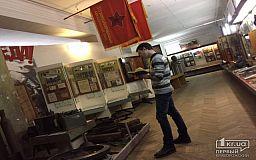 11-й месяц проходят экспертизу флаги, которые в Кривом Роге прославили нацгвардейцы