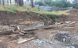 Кривбассводоканал нетрадиционным способом отремонтировал коллектор