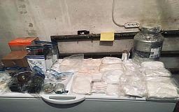 Правоохранители обнаружили в Кривом Роге лабораторию по производству наркотиков
