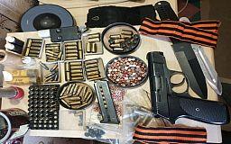 Георгиевские ленточки и оружие: в Днепре заблокировали попытку спецслужб РФ вмешаться в выборы Президента Украины