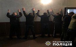 Опубликовано видео задержаний членов наркогрупировки и обыски нарколаборатории в Кривом Роге
