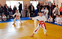 Криворожские каратисты завоевали более 60 медалей на чемпионате области