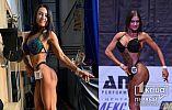 Две жительницы Кривого Рога  завоевали золотые медали на чемпионате по бодибилдингу