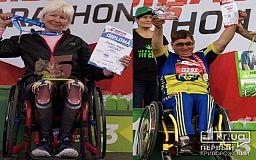 Две криворожанки завоевали медали на Международном марафоне в Молдове