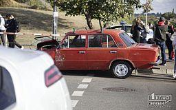 За прошедший месяц на дорогах в Кривом Роге случилось 83 ДТП