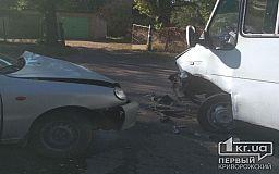 Стало известно о состоянии криворожан, пострадавших в ДТП с маршруткой и легковушкой