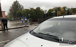 ДТП в Кривом Роге: на переходе Chevrolet сбил девочку