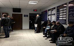 Новый начальник полиции Кривого Рога провел первый прием граждан