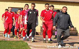 Криворожский «Горняк U-19» сыграл вничью с днепровской футбольной командой