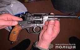 Житель Кривого Рога хранил в квартире арсенал оружия и боеприпасов