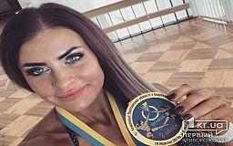 Криворожанка стала вице-чемпионкой открытого чемпионата по бодибилдингу