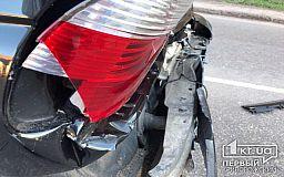 ДТП в Кривом Роге: водитель на легковушке сбил пешехода