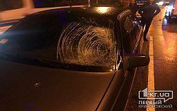 Криворожские полицейские ищут свидетелей ДТП с пострадавшим