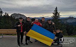 Криворожские боксеры в составе сборной Украины завоевали победу в матче с немцами