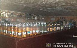 Криворожане оборудовали в гараже наливайку и продавали контрафактный алкоголь