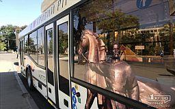 До нового года в Кривой Рог приедут 4 троллейбуса из 54 ожидаемых