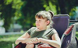 Хрустальной девочке из Кривого Рога собирают средства на дорогостоящую операцию
