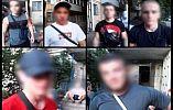 Правоохранители задержали 11 мужчин, которые стреляли на проспекте в Кривом Роге