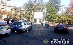 13 человек пострадали в ДТП с маршруткой в Днепре