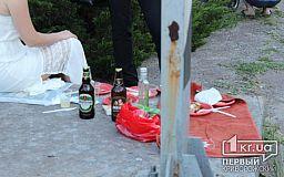 С пьющими и курящими криворожскими подростками работали чиновники и полицейские