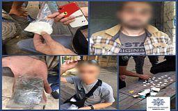 На любой вкус: каждый день криворожские копы задерживают граждан с наркотиками