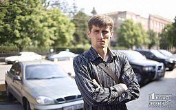 По делу криворожского рикши потерпевший не явился в суд