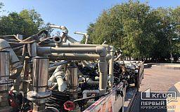 Криворожане критикуют ремонт главного фонтана в городе