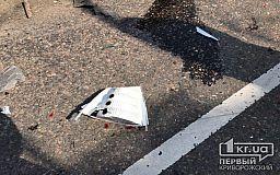 В результате ДТП в Кривом Роге пострадал мужчина