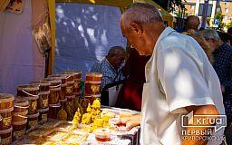 Праздник меда и урожая криворожане отмечают на фестивале
