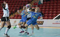 Криворожская гандболистка в составе сборной Украины завоевала бронзовую медаль на чемпионате Европы