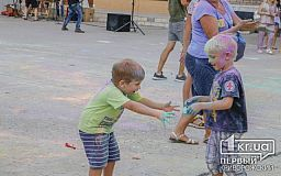 Утренники в криворожских детсадах - публичные мероприятия, которые можно снимать