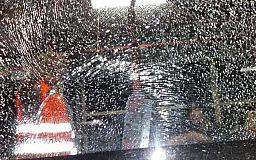 Неизвестные стреляли в троллейбус  с пассажирами в Кривом Роге