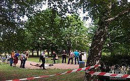 Из-за нехватки судей дело подозреваемого в убийстве криворожанина напротив горисполкома передали в другой райсуд