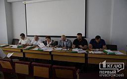 В предпраздничный день криворожские депутаты пришли обсудить насущные планы