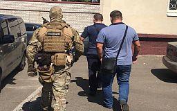 Начальника экоинспекции Днепропетровской области задержали во время получения взятки