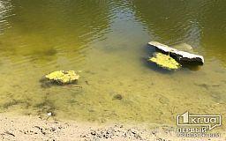 В криворожской реке обнаружен труп мужчины