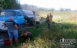 В Апостолово мужчина утонул в фекалиях, два человека пострадали