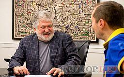 Нужно отбирать предприятия, где плохая экология, - Игорь Коломойский о «Криворожстали»