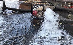 Сотни жителей Кривого Рога 29 августа остались без водоснабжения