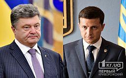 Петр Порошенко и Владимир Зеленский вышли во второй тур выборов Президента Украины