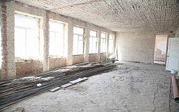 В Кривом Роге под детсад ремонтируют дом