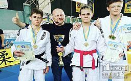 Спортсмены из Кривого Рога завоевали призовые места на соревнованиях за Кубок Украины