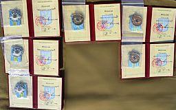 Криворізькі військовослужбовці отримали медалі від Міністра оборони України