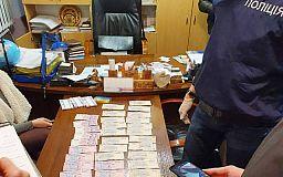 По подозрению в земельных махинациях задержали главу теробщины в Днепропетровской области